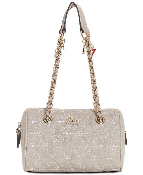 Guess Fleur Mini Shoulder Bag 2 Reviews Main Image