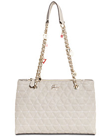 GUESS Fleur Girlfriend Shoulder Bag