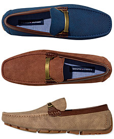 Tommy Hilfiger Men's Axtons Drivers, Created For Macy's