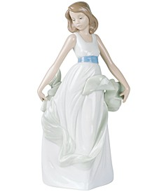 Walking on Air Collectible Figurine