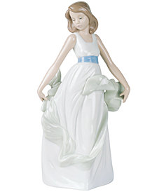 Nao by Lladro Walking on Air Collectible Figurine