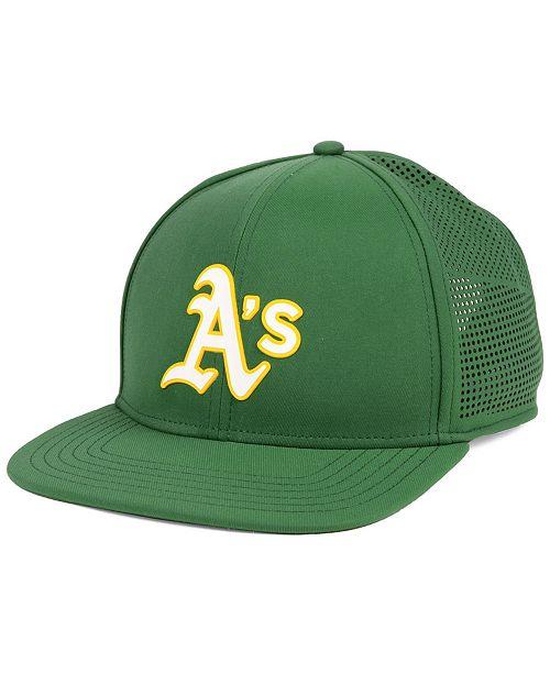 Under Armour Oakland Athletics Supervent Cap - Sports Fan Shop By ... 380f4c3d208