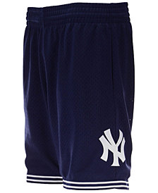 Mitchell & Ness Men's New York Yankees Swing Shorts