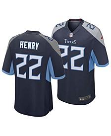 Men's Derrick Henry Tennessee Titans Game Jersey