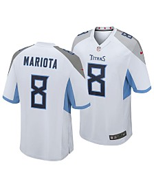 Nike Men's Marcus Mariota Tennessee Titans Game Jersey
