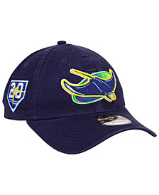 New Era Tampa Bay Rays Core Classic 20th Anniversary 9TWENTY Cap