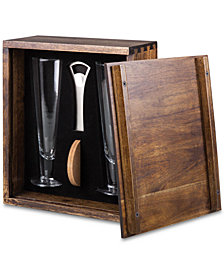 Picnic Time Pilsner Beer Gift Set
