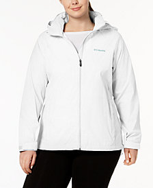 Columbis Plus Size Switchback III Jacket