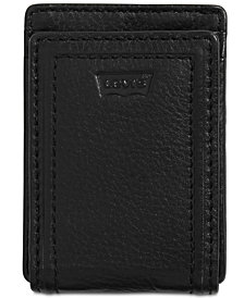 Levi's® Men's RFID Leather Front-Pocket Wallet
