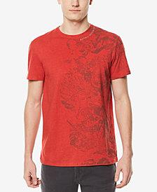 Buffalo David Bitton Men's Wrap-Around Graphic-Print T-Shirt