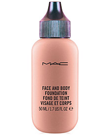 MAC Mirage Noir Studio Face & Body Foundation