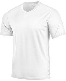 ID Ideology Men's V-Neck Mesh-Back Performance T-Shirt, Created for Macy's