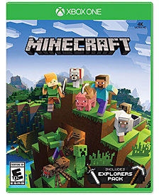 XBox One Minecraft Explorers Platinum