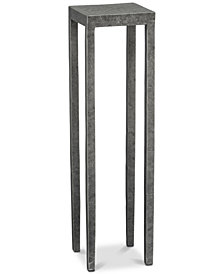 Josephine Metal Top Drink Table, Quick Ship