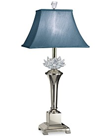 Dale Tiffany Paseo Crystal Table Lamp