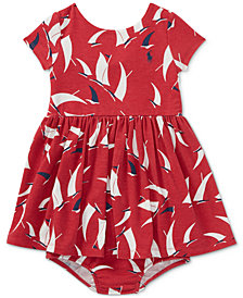 Polo Ralph Lauren Baby Girls Fit & Flare Dress