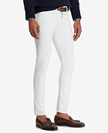 Polo Ralph Lauren Men's Eldridge Skinny Stretch Jeans