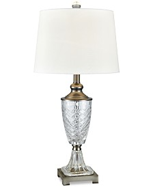 Dale Tiffany Castle Mountain Table Lamp