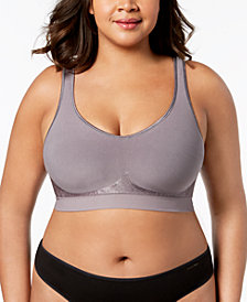 Bali Comfort Revolution ComfortFlex Fit Seamless Shaping Wireless Bra  3488