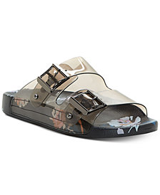 Jessica Simpson Prespen Double-Band Slide Sandals