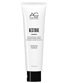Restore Daily Strengthening Conditioner, 6-oz., from PUREBEAUTY Salon & Spa