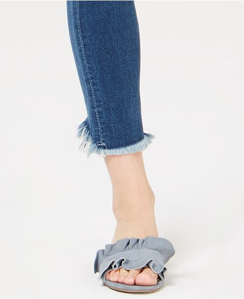 Citizens Skinny of Cropped Step Hem Jeans Rocket Frequency Humanity T7OrwqWYxT
