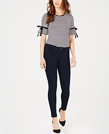 DL 1961 Emma Low-Rise Ankle Skinny Jeans