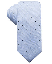 Ryan Seacrest Distinction™ Men's Lolan Dot Slim Tie, Created for Macy's