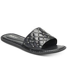 Born Brucite Flat Sandals