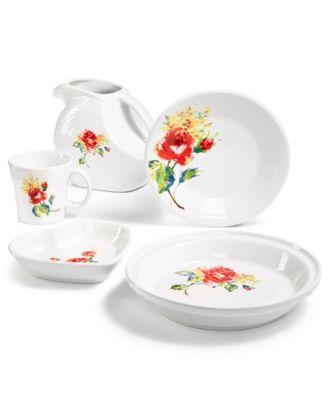 Floral Bouquet Tapered Mug