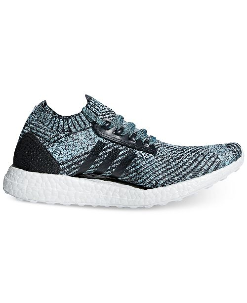 adidas Men's UltraBOOST x Parley Ltd Running Sneakers from Finish Line aIg62V