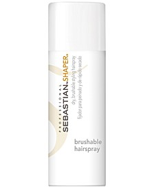 Shaper Brushable Hairspray, 1.5-oz., from PUREBEAUTY Salon & Spa