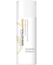 Sebastian Shaper Brushable Hairspray, 1.5-oz., from PUREBEAUTY Salon & Spa