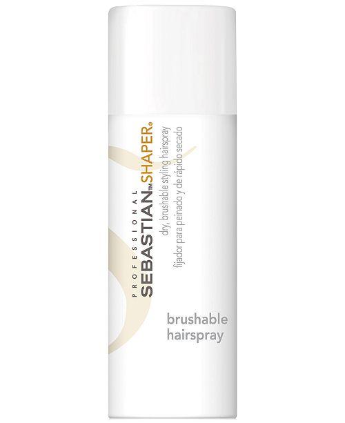 Sebastian Shaper Brushable Hairspray, 1.5-oz., from PUREBEAUTY Salon & Spa