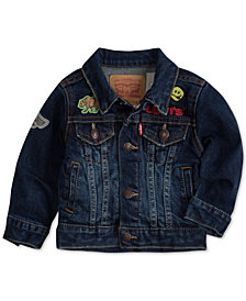 Levi's® Little Boys Denim Jacket