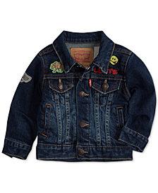 Levi's® Little Boys Denim Jacket