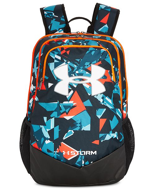 b6c0bd9859fc Under Armour Little   Big Boys Scrimmage Backpack   Reviews - All ...