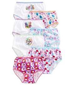 DreamWorks Trolls 7-Pc. Cotton Panties, Toddler Girls