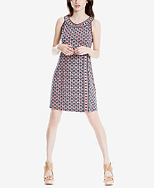 Max Studio London Floral-Print Dress, Created for Macy's