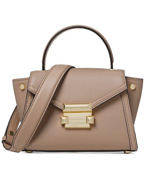 ade091699cb6 Michael Kors Whitney Crossbody & Reviews - Handbags & Accessories ...