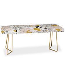 Deny Designs Marta Barragan Camarasa Abstract Bench