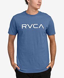 RVCA Men's Logo-Print T-Shirt