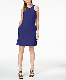 Bar III A-Line Mini Dress, Created for Macy's