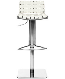 Adkins Swivel Bar Stool, Quick Ship