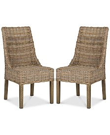 Jaylon Arm Chair (Set Of 2), Quick Ship