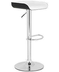 Wiggan Swivel Bar Stool, Quick Ship