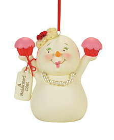 Department 56 Snowpinions Balanced Ornament