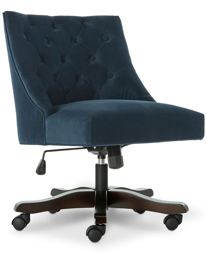 Safavieh - Docena Office Chair, Quick Ship
