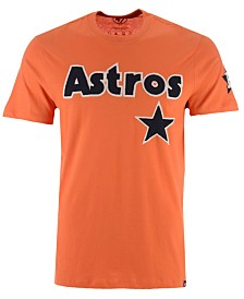 '47 Brand Men's Houston Astros Fieldhouse Basic T-Shirt