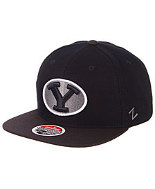 Zephyr Brigham Young Cougars Invert Snapback Cap